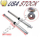 Front Shock Fork Assembly for yamaha PW50 PW 50 PY50 PY 50 peewee 50cc