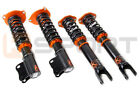 Ksport Kontrol Pro Coilovers Shocks Springs for Mitsubishi Galant 88-92 VR4 AWD