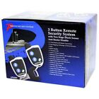 NEW! AUDIOVOX PRESTIGE APS25C Remote Car Alarm System