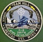 U.S. Air Force 388th Fighter Wing Team Hill Patch