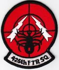 U.S. Air Force 425th Fighter Squadron Patch