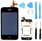LCD Glass touch Screen digitizer full assembly replacement for iphone 3GS A1303