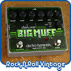 Electro-Harmonix Deluxe Bass Big Muff Distortion Pedal