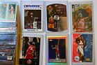 Great Lot of BASKETBALL Cards in Top Loaders (85 Cards) (.50 cents per Card)