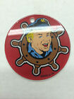 Midway Bally Gilligan's Island Pinball Plastic Promo Key Chain 1991