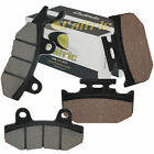 Front Rear Brake Pads for Yamaha TTR250 TT-R250 1999-2006 Front Rear Pads
