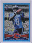 Bonus Blue Wave Refractors for 2012 Topps Chrome Football Redemption Cards 3