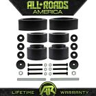 Fits 99 05 Geo Tracker Chevy Tracker Black Full 2 Front Rear Spacers Lift Kit