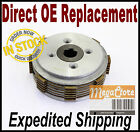 Honda Rebel 250 CMX250 Complete Clutch Disc Plate Kit with Spring OE Replacement