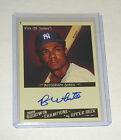 Roy White 2009 UD Goodwin Champions New York YANKEES AUTO MINT FREE SHIPPING