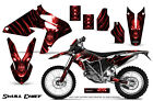 BMW G450X 2010 2011 GRAPHICS KIT CREATORX DECALS STICKERS SCRNP