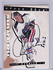 1994-95 Be A Player Autographs #12 Jeremy Roenick Auto SP!