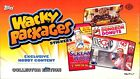 2013 Wacky Packages Series 10 Collector Edition Hobby Box