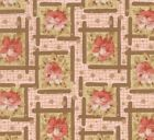 RJR Robyn Pandolph Incense & Peppermints Patchwork Roses Pk 1349 01 by the Yard