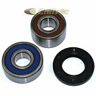 Rear Wheel Ball Bearings Seals Kit Fits HONDA VTX1800 2002-2008