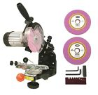 NEW Electric Chainsaw CHAIN GRINDER / SHARPENER w/ Grinding Wheels 1/8