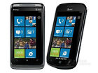 New Samsung Focus SGH I917 8GB Black ATT Unlocked Windows Smartphone 50MP
