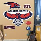 NBA LOGO Fathead - EASTERN CONFERENCE Teams - SIZES VARY - All teams here