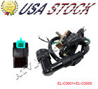 Ignition Coil 5 Pin CDI Box for 50cc 125cc Dirt Bike Gokart Moped ATV Scooter