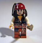 Lego Pirates of the Caribbean JACK SPARROW ZOMBIE! - Retired New Out of Box!!