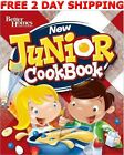 Better Homes and Gardens[r] New Junior CookBook (Hardcover-spiral) 1118146069
