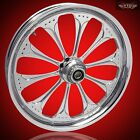 Suzuki Hayabusa GSX-R 1300 Custom Chrome Wheels,
