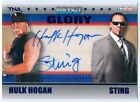2013 Tristar TNA Impact Glory Wrestling Cards 3