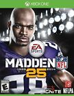 Madden NFL 25 (Microsoft Xbox One, 2013) New Ships Within 24hrs