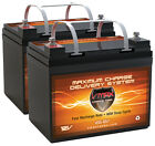 Everest & Jennings 14 inch Growing 3P/3W Comp. 2 VMAX857 12V 35AH AGM Batteries