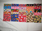 50 4 I SPY ALL CANDY Quilt Squares Fabric No Dups