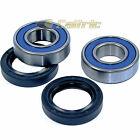 Front Wheel Ball Bearing Seals Kit for Honda CBR600F3 Super Sport 1995-1998