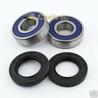 Front Wheel Ball Bearing and Seals Kit Fits SUZUKI V-STROM DL1000 2002-2009 2012