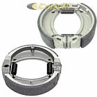 Front & Rear Brake Shoes for Yamaha PW80 Y-Zinger Mini 1983-1997 1993-2006