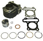 4 stroke GY6 50cc 39mm Cylinder kit for jonway Flyscooter Znen LiFan scooter