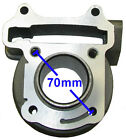 4 stroke GY6 50cc 39mm bore Cylinder for jonway Flyscooter Znen LiFan scooter