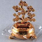 Solar Powered Money Tree Desk Car Dancing Flip Flap Chinese Feng Shui Toy SHO