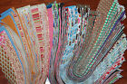 Lot 40 strips 2 MIXED colors strips jelly roll quilt cotton fabric grab bag