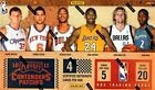 2010 11 Panini Playoff Contenders Patches Basketball Hobby 3 Box Lot