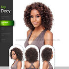 Vanessa Synthetic Top Lace Front Wig - DECY