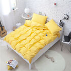 hotel quality Cotton Queen or King Size bed Quilt/Doona/Duvet Cover,Pillowcase