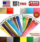 New Bonded Leather Belt Multi Color Golf Baseball Softball Removable Belt Buckle