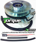 PTO Blade Clutch For Big Dog 601311K Electric w Wire Harness Repair Kit