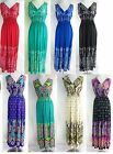 US SELLER-6 long dress maxi sundress Cheap bulk lot wholesale dresses Clothing