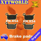 FRONT REAR Brake Pads for KTM 50 SX Pro Senior LC 2004-2013
