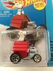 2014 Hot Wheels Snoopy First Edition Very Hard To Find