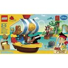 LEGO® DUPLO® Jake's Pirate Ship Bucky 10514