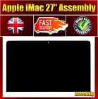"New LM215WF3(SD)(D1) iMac A1418 21.5"" FHD LED Screen & Front Glass Panel"