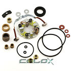 Starter Rebuild Kit For Kawasaki KZ200 KZ200A 1977 1978 1979