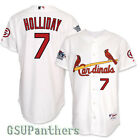 2013 Matt Holliday St Louis Cardinals Authentic World Series Home Jersey