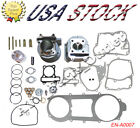 Engine Rebuild Cylinder Kit Engine Head 157QMJ 125 cc 150cc Scooter GY6 Chinese